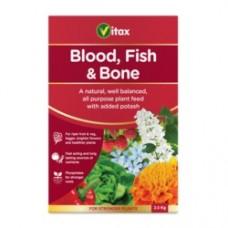 FISH BLOOD & BONE 2.5 KILO