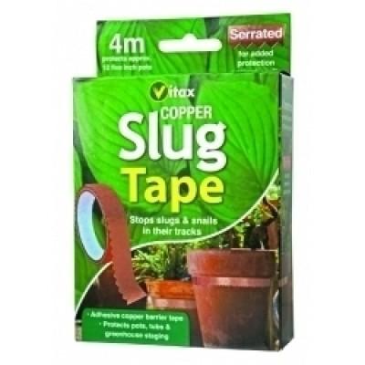 SLUG & SNAIL COPPER TAPE 4M