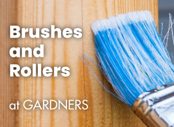 Brushes and Rollers