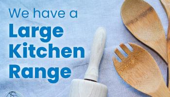 Large Kitchen Range